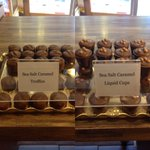 Maxwells Sea Salt Liquid Cups & Sea Salt Caramel Truffles are back in stock #sheffieldissuper https://t.co/HhaF1OqxFg