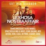 Catch Bloems finest DJs @ShaxeKhumalo and @LeGoodySA doing their thing on the decks!!! #LeXhosaNostraBLOEM https://t.co/EOzSrE0uLJ