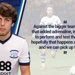 Midfielder Ben Pearson is looking forward to a big month for North End.  https://t.co/Z9kvYriNfH https://t.co/TEHjuil00j
