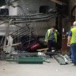 BREAKING: NJ transit train crashes into Hoboken station (Photo via @Claberi1129) https://t.co/oJQNr1nJRV https://t.co/g5BlhG57bQ