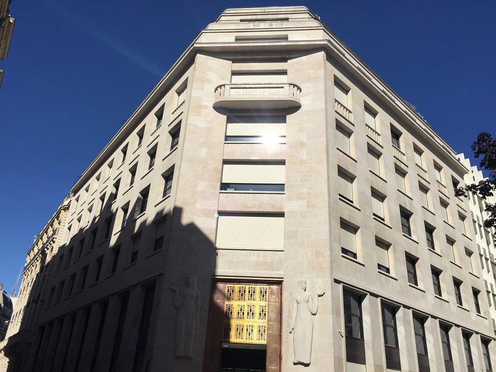 Bureau paris e korea post finalise l acquisition rue