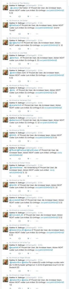 The G in GOettingerEU stands for Gesamtkunstwerk. https://t.co/1EYOPKJYXP