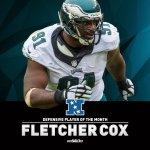 Congrats to @fcoxx_91, NFC Defensive Player of the Month for September! https://t.co/s7Z0WoyO5U  #FlyEaglesFly https://t.co/iwWSJ7JCGJ