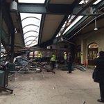 BREAKING NEWS-- Over 100 people injured in NJ Transit train crash in Hoboken... multiple passengers trapped. #10tv https://t.co/dgojg8AUwz