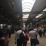 KTLA: #BREAKING: New Jersey transit train crashes into platform in Hoboken https://t.co/xfM1Cq1Ln1 https://t.co/WF9FjMjZ7F