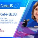 Mañana #Twitter Q&A con @JosefinaVidalF a través de la etiqueta #AskCubaUS Prepare sus preguntas y envienoslas https://t.co/0QdPRpmtGO