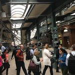 Rail service is suspended in and out of Hoboken, NJ, station after crash. https://t.co/JqZP4WjR7l https://t.co/PYNRbruR2l