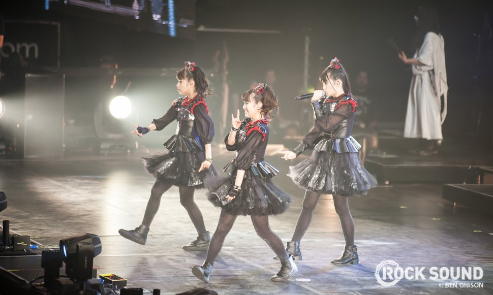 Babymetal are getting their own TV show! https;//t.co/vaA5aC06sc https;//t.co/xiXzoGuw81