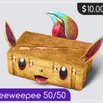 WOW, this day will be epic. Got FIRST 50%/50% case. it is eevee. RT and get one for FREE!. https://t.co/RjmKZujk1t https://t.co/6Hry359Kdz