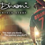 .@itsSSR, @DishPatani & @Advani_Kiara starrer, #MSDhoniTheUntoldStory releases today! RT if youre planning to watch the movie this weekend https://t.co/eFwS7b9ld3