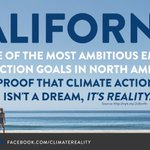A California dream? No, a California reality. The state will cut GHG emissions 40% below 1990 levels by 2030. https://t.co/mRzGT3HKlN