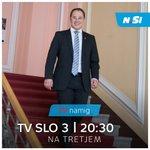 📺 Poslanec NSi @JernejVrtovec bo nocoj gost na TV SLO 3. Tema: interpelacija o delu vlade. Vabljeni k spremljanju! https://t.co/sOhzouxp9v