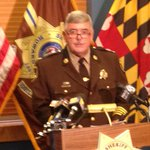 Howard Co Sheriff James Fitzgerald vows to continuing serving as sheriff. #WJZ @cbsbaltimore https://t.co/ZeBUt5s0eJ