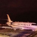 Cristiano Ronaldos £15million private jet crashes while trying to land https://t.co/SAQgnN6Vr3 https://t.co/miOZMbSX3R