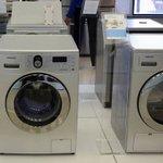 Samsung é notificada por explosões de máquinas de lavar roupas