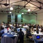 Segundo día #ScalingUp #ManizalesMás #Crecer nuestro ecosistema +100 asistentes pensándose el crecimiento https://t.co/t2MzIBGTya