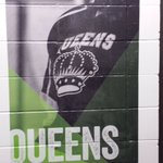 .@rdcqueenshockey is decking out their new home for the next couple years with some awesome new graphics #MyRDC https://t.co/GdaaId06VT