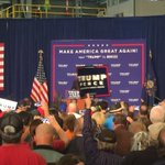 Pence tells the crowd Trump will repeal Obamacare, and all of Obamas executive orders @fox43 https://t.co/y9TP6Adi6W