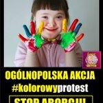 #KolorowyProtest  RT pls https://t.co/zfscxYF4ti