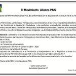 V Convención Nacional de AP, el movimiento político más grande de la historia del Ecuador. https://t.co/9gtIczE1Kq