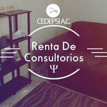@cedepsi_ac  Renta de Consultorios Psicológicos Equipados Ψ #Matamoros #Psicología  https://t.co/N26fa18Ngm