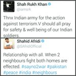 Difference between Indian & Pakistani stars. #WellDonePakArmy https://t.co/q66UWUEojR