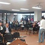 Emprendimiento del #SENA Caldas,Quindío y Risaralda, recibimos transferencia formulación de proyectos con @fonade https://t.co/UepFdrgI0L