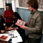 A packed house for Inside The Room @TheRoomMovie with @gregsestero last night @HustonFilmNUIG https://t.co/HW2MDpEXBA