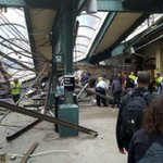 https://t.co/1NaxNUEZpt Más de 100 heridos en un accidente de tren en una estación de Nueva Jersey https://t.co/kfI3RsOchP