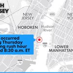 Where and when the NJ Transit train crashed at a station in Hoboken, New Jersey: https://t.co/Ka7Wo4GHac https://t.co/qYp7Yxqlw0