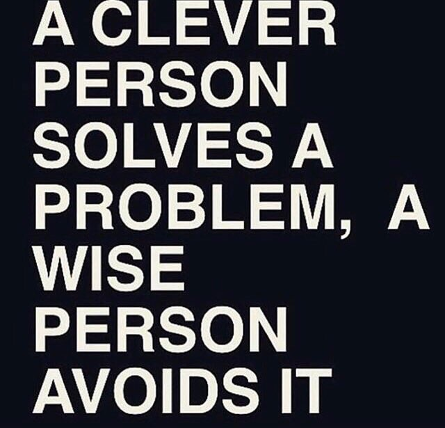 Are U clever or wise? https://t.