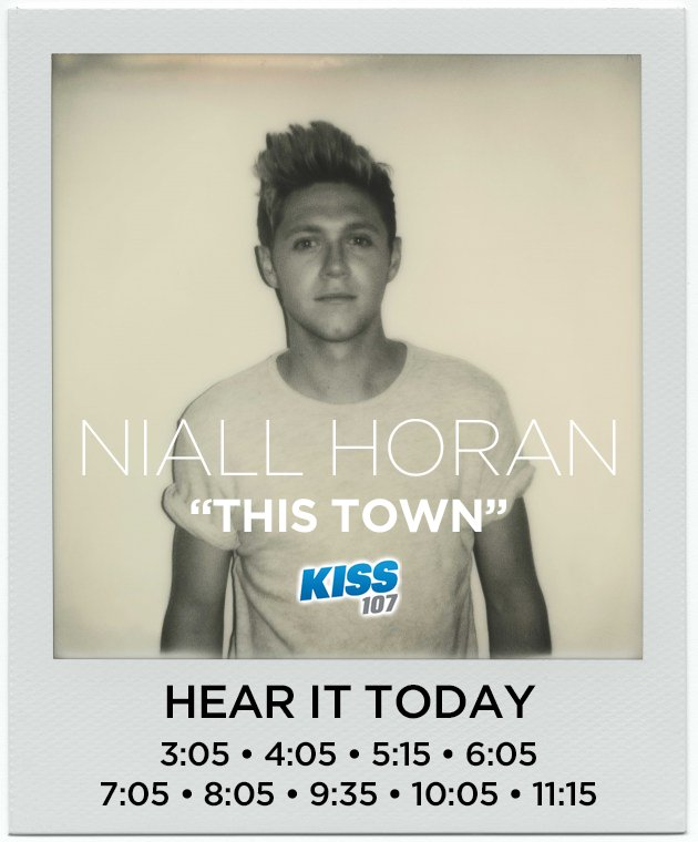 "Ok #Directioners, we've got @NiallOfficial's new song ""This Town"" coming at these times! https://t.co/ZDPwdFMy9Z"