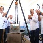 """En Guerrero son bienvenidas todas las inversiones que detonen la actividad económica, hoy colocamos la primera piedra de """"Avento"""". https://t.co/s70ou7yUKw"""