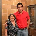 Día triste. Hoy nos ha dejado Amparo Valle, Justi en #LQSA. Descanse en Paz. https://t.co/IfDT1qO6DX