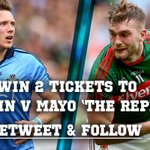 🏐ANNOUNCED SOON🏐  Weve have 2 tickets for the #AllIrelandFinal Replay  To WIN  Rt & Follow!  #Goodluck #DUBvMAYO https://t.co/UyL6eQGiXB