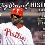 See Ryan Howard and the #Phillies for final time in 2016 this weekend at CBP!   RT for chance to win tix & a ball signed by the #BigPiece. https://t.co/eaL7RvI3rc