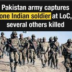Indian official confirms #Indian soldier has been captured by #Pakistan https://t.co/HrzBsGnt97 https://t.co/PSVNMs1P4i