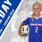 ITS GAME DAY!! River Hawks against Maine. Cushing Field. 7:00 oclock. Be there. #UnitedInBlue #AEWSOC https://t.co/otdYFGnRmT