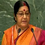 """""""Terrorism is the biggest violation of human rights"""" -- Indian FM Sushma Swaraj at UNGA https://t.co/HbN77cUewK"""