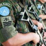 Eleições: Forças Armadas em 408 municípios - https://t.co/w5cpj75LX7 https://t.co/hj8otJA6Is