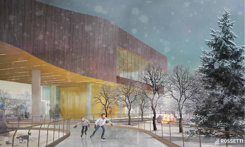 13 images of what the @Packers Titletown District park will look like https://t.co/1q6J5JCZfg https://t.co/cxd9pZQzPK