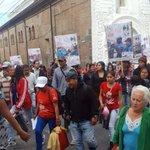 Comerciantes informales protestaron en #Quito ► https://t.co/D8vFAE956r https://t.co/NlpzLUSdph