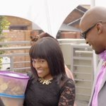 Cleo and Roy are back tonight on #TheQueenMzansi https://t.co/nZir9Ol2mk