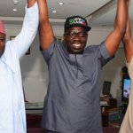 Congratulations to Mr. Godwin Obaseki, the people of Edo have made the right choice. https://t.co/4xsIbVHLDM