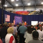 Penn Waste looking a little different as it prepares to host VP candidate Gov. Mike Pence https://t.co/Cu5ym3BGne