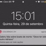 Adriano Gabiru é visto correndo na orla de Copacabana https://t.co/2DLE0xOiPW
