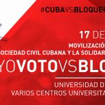 El bloqueo contra #Cuba jamás debió existir. #CubaVsBloqueo https://t.co/uDA4priJQX