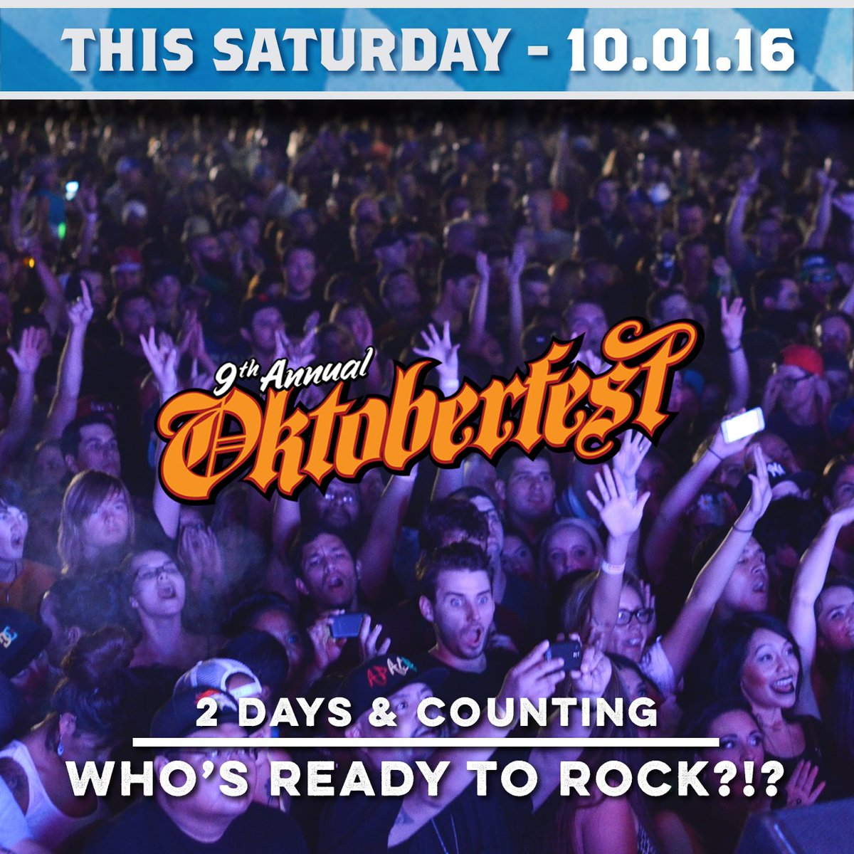 Who's ready for @ReelBigFish, @azpeacemakers + CRAFT BEER! 2 days until @STBOktoberfest .... https://t.co/0ZkbXoXyJU