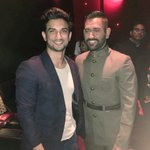 .@msdhoni and @itsSSR at the special screening of #MSDhoniTheUntoldStory in Mumbai! #HarGullyMeinDhoniHai https://t.co/nKLePCegK8