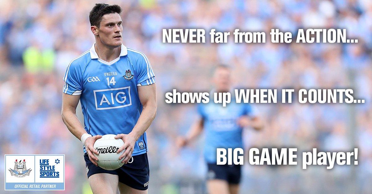 Big Games Call For Big Players. Diarmuid Connolly? Please Step Forward. #COYBIB #DUBvMAY #AllIrelandFinal https://t.co/PN5MorWNVo